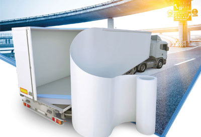 Brianza Plastica Truck insulation products range