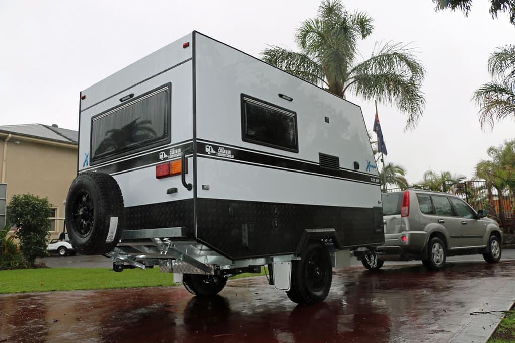 Buyer confusion over faux composite caravans