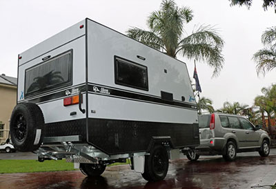 Buyer confusion over 'faux' composite caravans