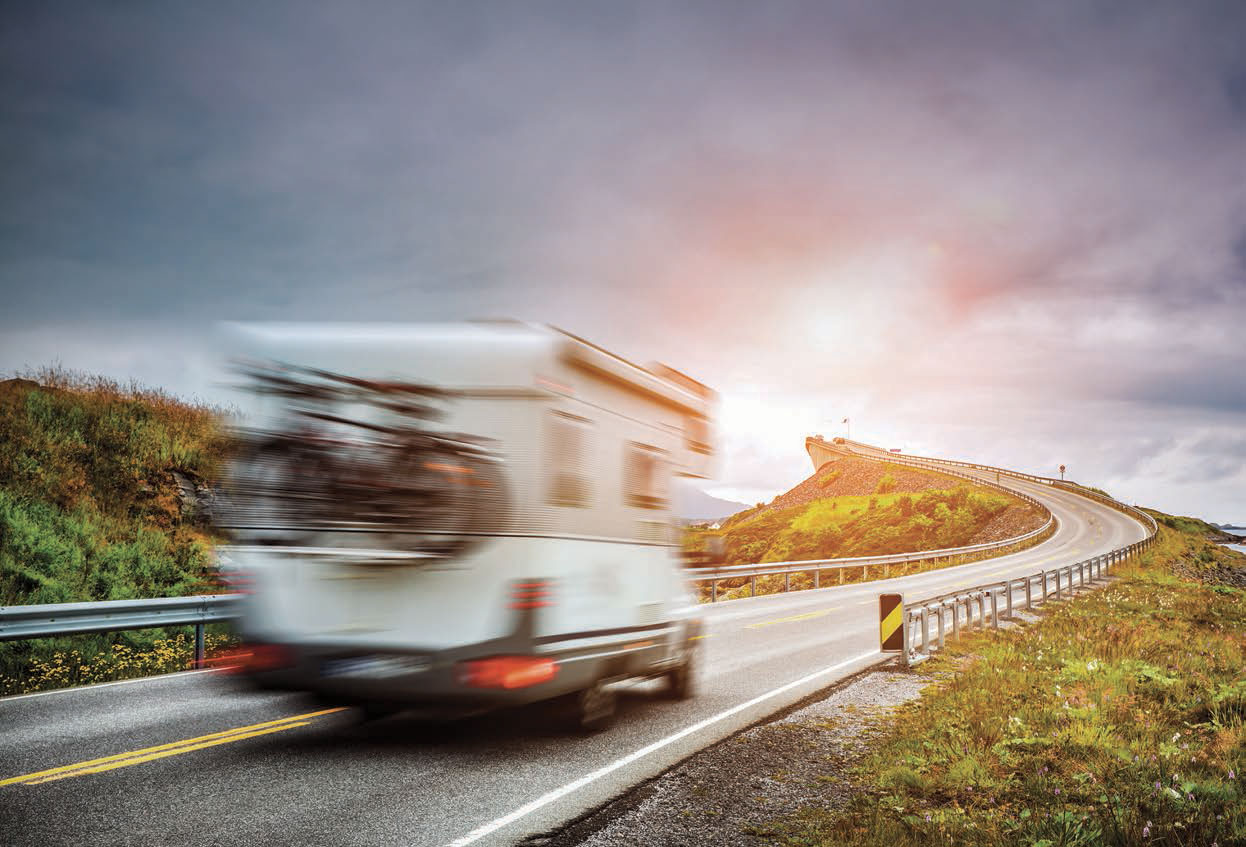 One-stop adhesive solutions for the global RV industry