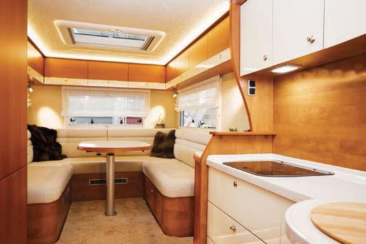 RV interior adhesive & sealant solutions by H.B. Fuller - KÖMMERLING