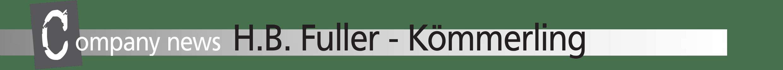 H.B. Fuller - KÖMMERLING