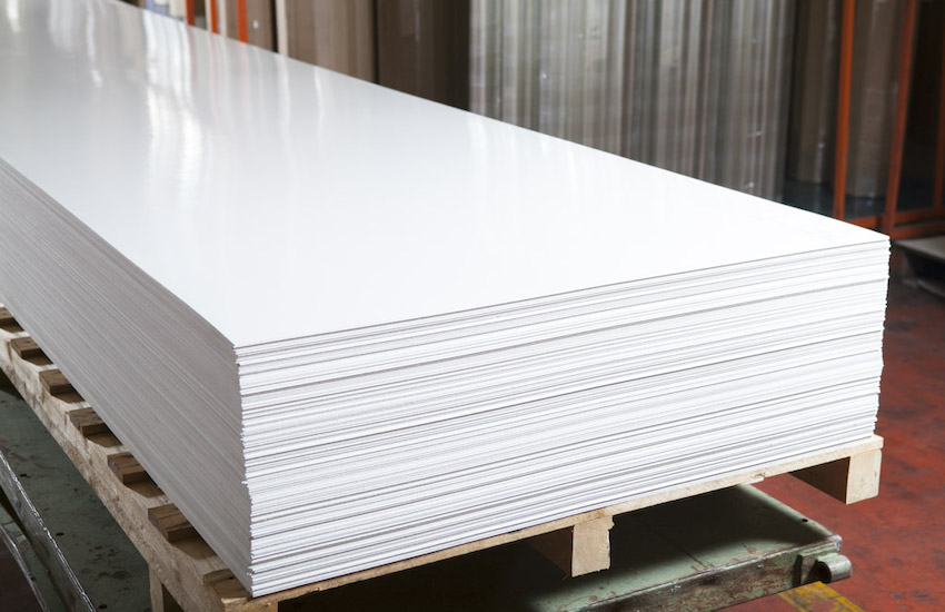 Liner - Elycold fiberglass sheet