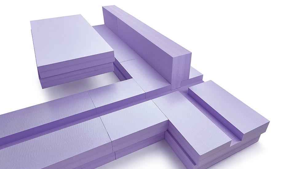 JACKODUR® Atlas extruded polystyrene XPS foam