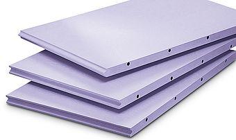 JACKODUR® extruded polystyrene XPS foam Foundation Shuttering
