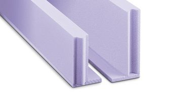 JACKODUR® extruded polystyrene XPS foam Insulation Shuttering JDS