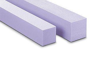 JACKODUR® extruded polystyrene XPS foam Rendering Edging Strips