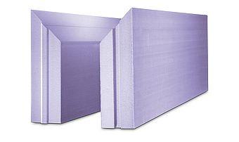 JACKODUR® extruded polystyrene XPS foam Cavity Tray Insulation