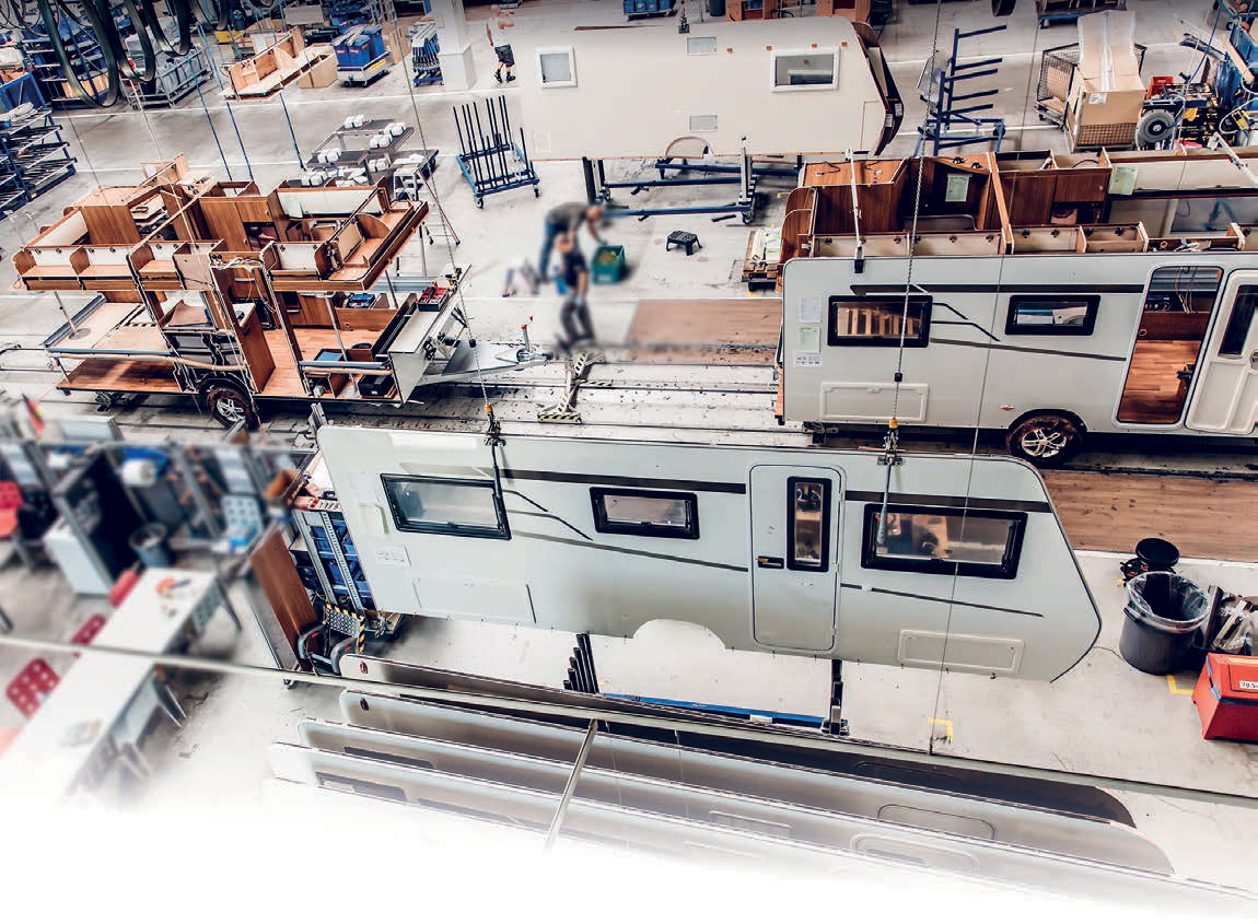 Global RV manufacturing expertise with local knowledge