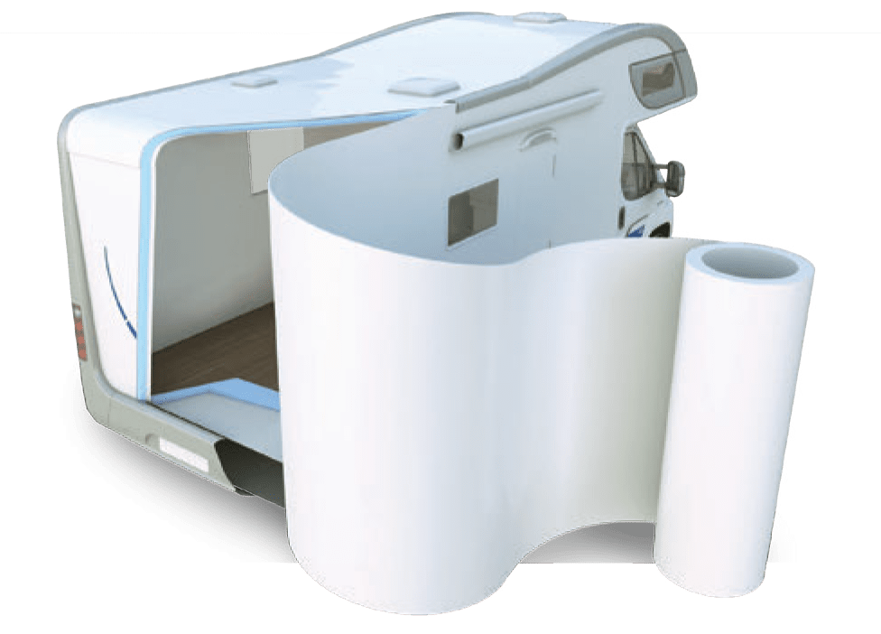 Brianza Plastica laminates growing in the recreational vehicle industry