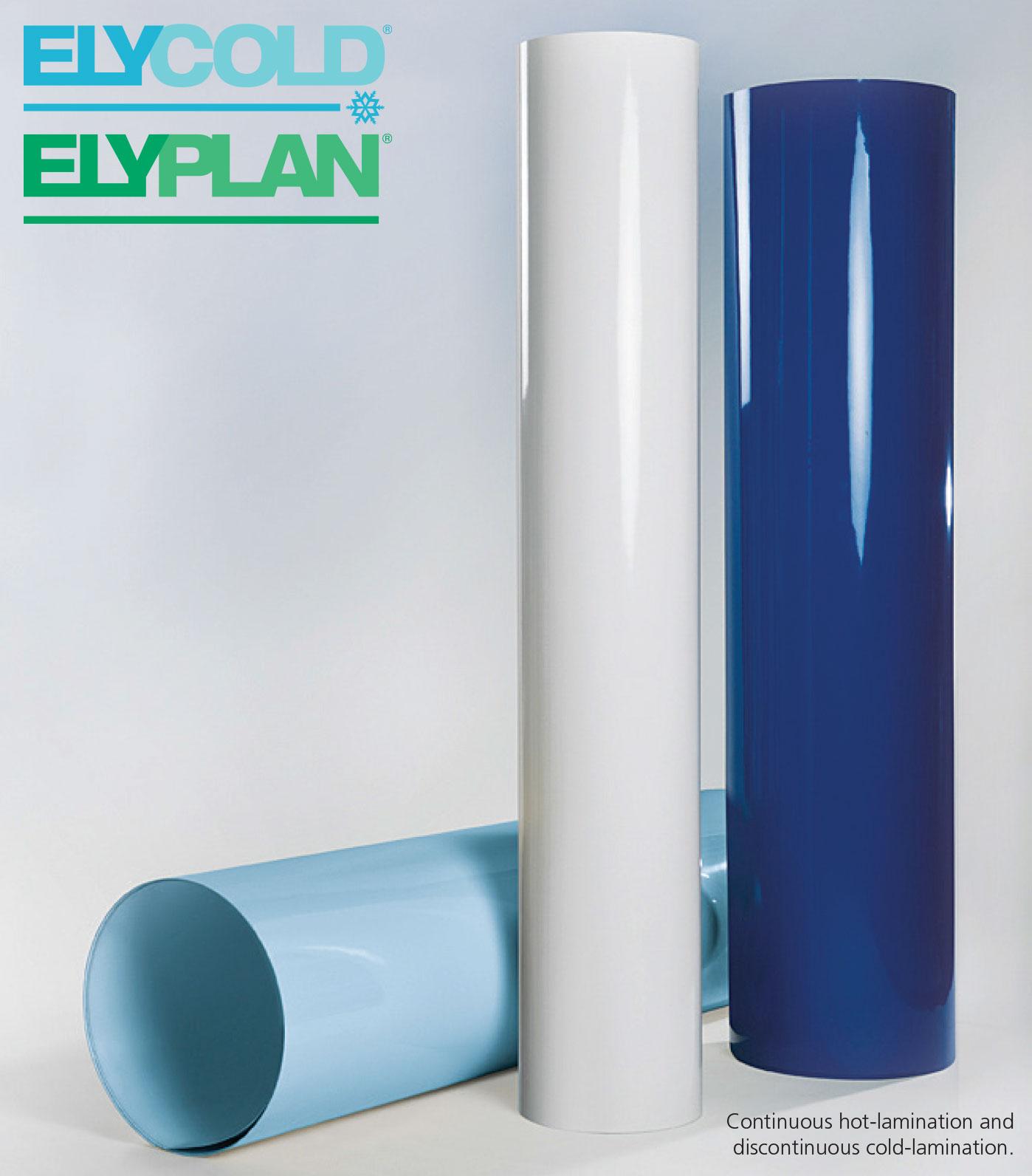 Brianza Plastica Fibreglass: Elycold & Elyplan