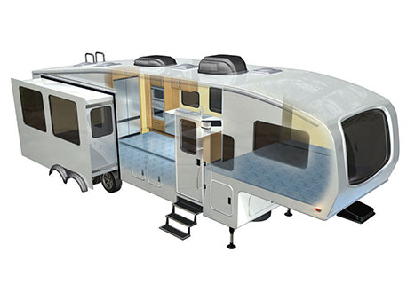 Professional Adhesive Expertise with Proven Reliability For RVs